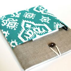 13 inch Laptop Sleeve CoverMacbook Pro by HipsterHaberdasher, $29.95