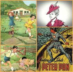 Coisas de criança!: PETER PAN A HISTÓRIA DO MENINO QUE NÃO QUERIA CRES...