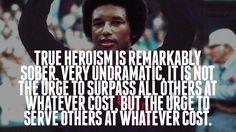 Arthur Ashe Quotes http://goodnessdetermined.com/wisdomisms-arthur-ashe-click-read-more/