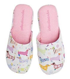 Peter Alexander - Penny Dog Slippers