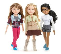 """BFC Ink (Best Friends Club Inc) 18"""" dolls I am giving my grand daughters..."""