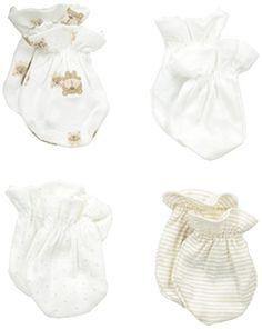 Gerber Unisex-Baby Newborn 4 Pack Mittens Bear, Brown, 0-3 Months Gerber http://www.amazon.com/dp/B00PZVE384/ref=cm_sw_r_pi_dp_-v5Cvb1SND704