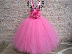 Robes Tutu, ROSE BONBON, Fillettes 2-5 ans : Mode filles par elsa-sieron
