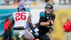 JACKSONVILLE, Fla. -- A few thoughts on the New York Giants' 25-24loss tothe Jaguars on Sunday at EverBank Field:  What it means: Rock bottom, folk