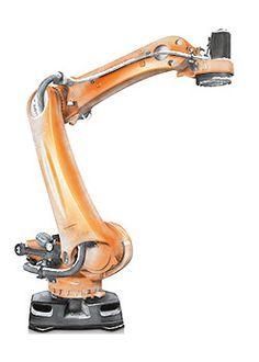 KUKA Robots industriels - KR QUANTEC PA arctic