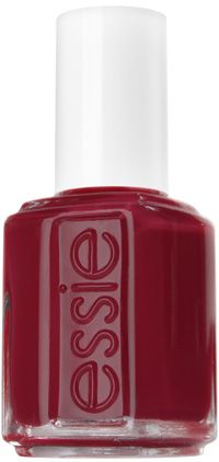 """""""Fishnet Stockings"""" by Essie. Winter nails, on point."""