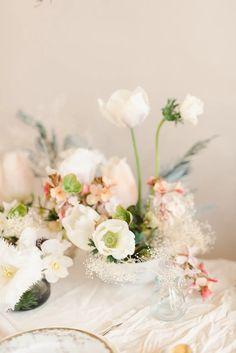 Natural Wedding Flowers, Winter Wedding Flowers, Wedding Table Flowers, Fall Wedding Colors, Cascading Wedding Bouquets, Flower Bouquet Wedding, Floral Wedding, Fall Wedding Centerpieces, Fine Art Wedding Photography