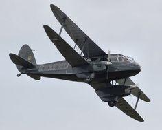 de Havilland Dragon Rapide - Wikipedia
