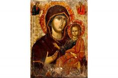 Icoana Maicii Domnului din Lida (astăzi orașul Lod din Istrael)