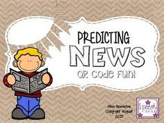 Predicting News QR C