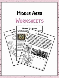 Image result for ideas for middle ages project elementary school