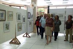 İzmir Resim Heykel Müzesi Suluboya Atölyesi, Foça'mızda suluboya resim sergisi açtı