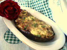 Vinete umplute cu legume - Galerie foto (1) Steak, Food, Essen, Steaks, Meals, Yemek, Eten