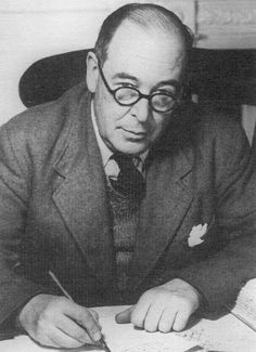 C. S. Lewis...for the difference he made in my life.