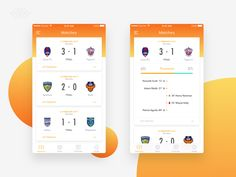 Football Soccer Score by Mike Suarez C.
