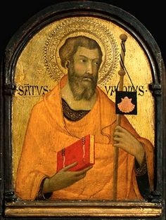 St. James the Apostle.  Patron Saint of: arthritis, Chile, hatmakers, laborers, milliners, rheumatism