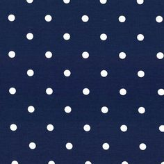 Spit Spot Polka Dot Pattern  Home Decor Fabric by by SRdesignhome