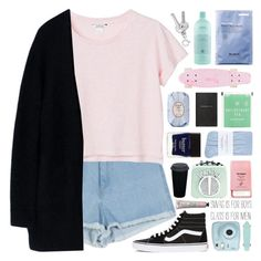 """collab w/ elaine + testing taglist -- Read d"" by untake-n ❤ liked on Polyvore featuring Monki, Acne Studios, Aveda, Fresh, Johnstons, Smythson, Butter London, Vans, Pier 1 Imports and Fujifilm"