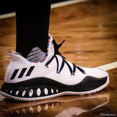 Wnba finals most valuable player candace parker è adidas pazzo esplosivo pes scarpe