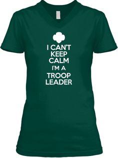 Attention Troop Leaders!   Teespring