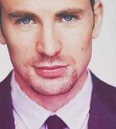 Chris Evans= Captain America <3