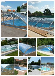61 Swimming Pool Enclosures Ideas