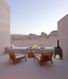 Minimal Luxury Hotel Amangiri in Utah - Tao of Sophia