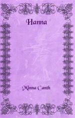 Orfeuksen kääntöpiiri: Hanna - Minna Canth (1886) Books, Livros, Book, Livres, Libros, Libri