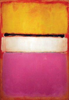White Center (1950) by Mark Rothko