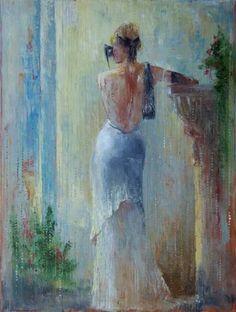 Fugue with Mystic Venus Paintings For Sale, Venus, Mystic, Saatchi Art, Original Art, Fine Art, Nature, Art Daily, Image