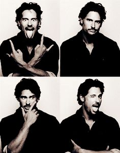 Alcide - Joe Manganiello. Manly, cute, funny, and sexy... yes please!