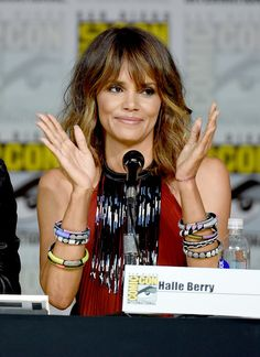 "Halle Berry Photos: Comic-Con International 2015 - 'Extant,' ""Limitless,' 'Scorpion,' 'Under The Dome' and 'Zoo'"