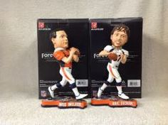 Eric Decker and Wes Welker Bobblehead Set available online at BobblesGalore.com  or at Baseball 3dda6644c