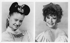 Bonnie Lynn Fields - Another Mousketeer (same era as Annette Funicello) has also passed away.