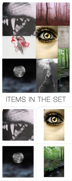 """Werewolf Aesthetic"" by castor365 ❤ liked on Polyvore featuring art"