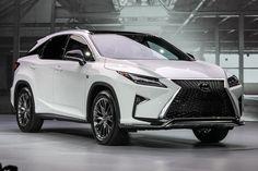 2016 Lexus RX | Specs, Pictures, Performance, News | Digital Trends