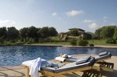 stunning finca Can Ribot in Canyamel with large pool and close to the colf course