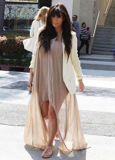 Kim Kardashian sends out baby shower invites.