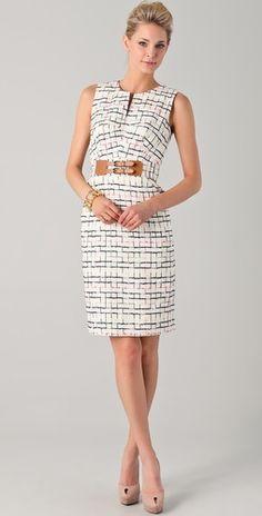 Milly work dress!
