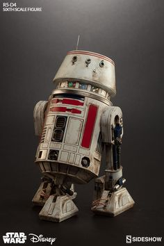 Pre-Order Sideshow Star Wars R5-D4 Sixth Scale Figure