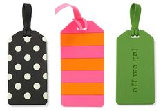 Kate Spade New York Luggage Tags