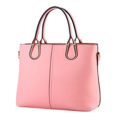 Stylish Leather Women's Handbag (Many Colors Available!)