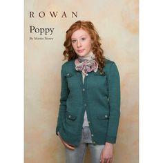 Free Pattern Rowan Poppy Cardigan | Hobbycraft