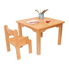 17 best Children\'s Beech Wood Furniture images on Pinterest | Au ...