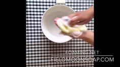 How to use a Foaming Net. Being Used, Soap, Business, Handmade, Hand Made, Store, Business Illustration, Bar Soap, Soaps