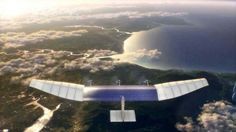 Facebook internet solar drones