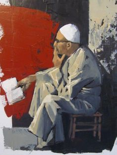 Contemplation Paintings, Inspiration, Art, Biblical Inspiration, Art Background, Paint, Painting Art, Kunst, Performing Arts
