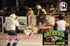 Confirmado! Orlândia Rodeio Show 2016