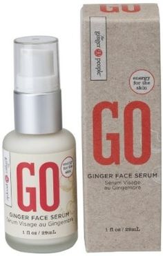 Go By The Ginger People Face Serum, Ginger, 1 Fluid Ounce - For Sale Check more at http://shipperscentral.com/wp/product/go-by-the-ginger-people-face-serum-ginger-1-fluid-ounce-for-sale/