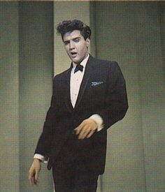 """ABC - TV Special """"The Frank Sinatra Timex Special"""" - Welcome Home Elvis Recorded at 6.15pm March 26th 1960 for transmission on May 12th 1960. The special was recorded in Black and White (ABC TV didn't start using color until 1962) Directed by Richard Dunlap"""
